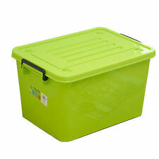 Green Toy Boxes for Children