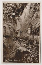 Isle of Wight postcard - The Chine, Shanklin, IOW - RP - P/U 1951 (A189)