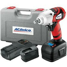 AC DELCO 18V Cordless Lithium-Ion 1/2 in. Impact Wrench with Digital Clutch
