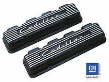 Cadillac Caddy  powder coated aluminum valve covers, 331-365-390-429 1949-1967