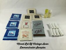 Vintage Avon-Lot Of Mixed Demonstrators Samples-Colognes/Lipstick s