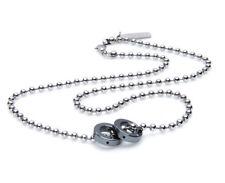 Survive Men Necklace 818502 Stainless Steel Hematite