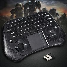 Mini 2.4GHz Wireless Remote Air Mouse Keyboard Touch for MXQ Android TV Box PC