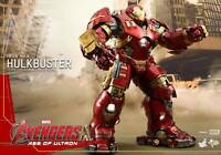 (US) HOT TOYS 1/6 MARVEL AVENGERS AGE OF ULTRON MMS285 HULKBUSTER ACTION FIGURE