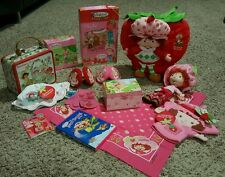 Strawberry Shortcake Lot (Mixed)**MUST SEE** Some Vintage some NWT & added Shoes