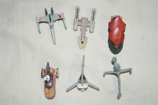 Micro Machines Star Wars Loose Vehicle Figures (Lot of 6) SW-350