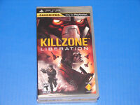 Killzone: Liberation (Sony PSP) Brand New / Fast Shipping