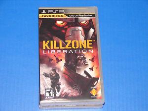 Killzone: Liberation (Sony PSP) Brand New / Fast Shipping