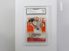 2013 America's Pastime Shawn Tolleson 117/125 Autograph Rookie Graded 10 Rangers