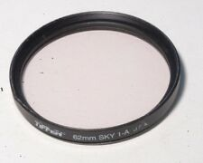 Used 62mm Tiffen filter sky skylight A-1 USA