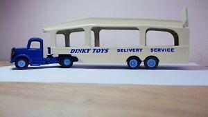 Dinky/Meccano Bedford Pullmore Car Transporter No 982