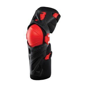 Thor Force XP Red Knee Guards Adult size XXL XXXL 2XL 3XL 2704-0364