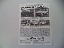 advertising Pubblicità 1981 UAZ 469 B/452//LADA NIVA 2121/DNEPR 650 MT 10/36