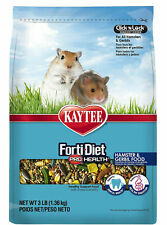 9 lbs Kaytee Forti Diet Pro Health Healthy Support Diet for Hamster & Gerbil