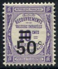 France Taxe N°51 Neuf ** LUXE