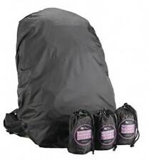 Trekmates Medium Backpack Raincover | 45-65L | Keeps Your Pack Dry