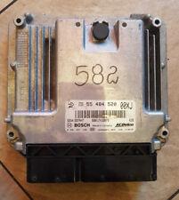 ECU ENGINE OPEL ECU 0281031158   55484520