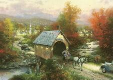 Thomas Kinkade COUNTRY MEMORIES Canvas 12 x 16  HL