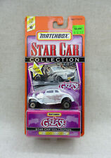 "Matchbox Star Car Collection Rod Lightning de "" Grease "" Neuf/Blister"