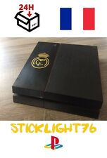 stickers real madrid face plate manette ps4 led controller