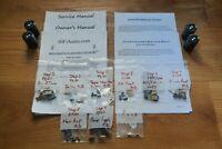 Marantz 2285B receiver rebuild restoration recap service kit fix repair