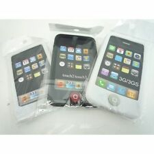 Iphone 3 3g 3gs Penguin Funda Silicona/gel/goma Apple