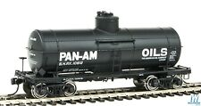 HO Scale - WALTHERS PROTO 920-100523 PAN AM OILS Type 21 ACF 10K Gallon Tanker
