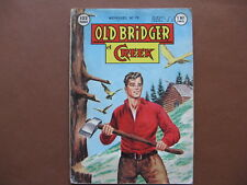 OLD BRIDGER ET CREEK  n° 73