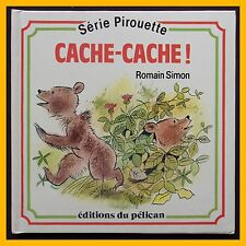 CACHE-CACHE ! Romain Simon 1987