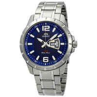 Orient Sport Blue Dial Men's Watch FUG1X004D