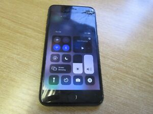 Apple iPhone 7 Plus - 128GB - Black (Unlocked) A1784 - Cracked Faulty Read- D522