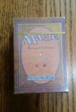 Magic The Gathering Revised Edition starter deck, factory sealed, mtg, brand new