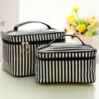 Womens Organizer Beauty Case MAKEUP Large Cosmetic Set Toiletry Jewellery Bags
