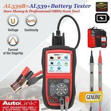 Autel AL539B OBD2 Scanner Automotive Electrical Battery Tester Car Code Reader