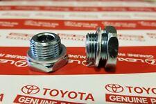 NEW Toyota Transmission Drain fill Plug 05 06 07 08 2.7 TACOMA 2TRFE 4CYL R155