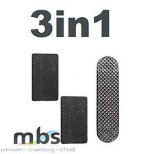 3in1 IPHONE 3g 3gs 4 4S Grille Cache Poussière Protection Écouteur Haut-Parleur