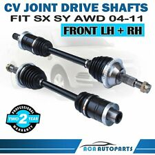 2 SX SY Front CV Joint Axle Drive Shaft for Ford Territory AWD Turbo 04-11 LH RH