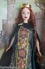 BARBIE DOLLS OF THE WORLD PRINCESS OF IRELAND 2001 NRFB