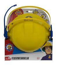 Simba 109258698 - Feuerwehrmann Sam - Feuerwehrhelm (Ca 23cm) - Neu