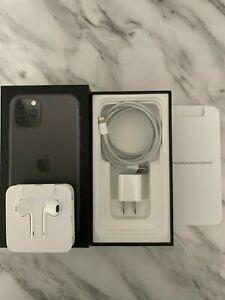 Apple iPhone 11 Pro - 64GB - Space Gray (Unlocked) A2160 (CDMA   GSM)