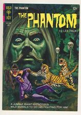 VINTAGE THE PHANTOM 1965 #12 NM CONDITION GREAT COLOR