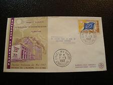 FRANCE - enveloppe 7/5/1962 yt service n° 18 (cy19) french