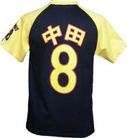Mens Japanese Manga Retro Sports T-shirt tshirt vintage Anime Tokyo 8 Medium New