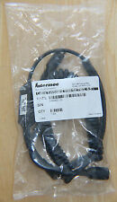 NEW Intermec 3-604037-20 Cable Wedge PS/2 Keyboard Din/Mini-Din | for S621