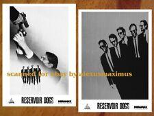 RESERVOIR DOGS rare PRESS PHOTO SET of 40 B&W Stills QUENTIN TARANTINO Tim Roth