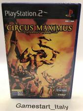 CIRCUS MAXIMUS CHARIOT WARS - PS2 - VIDEOGIOCO NUOVO SIGILLATO - NEW SEALED PAL