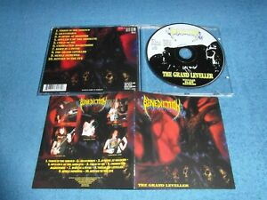 Benediction – The Grand Leveller CD Death Metal