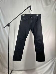Black Polo Ralph Lauren Jeans (Men's Size 30X30)