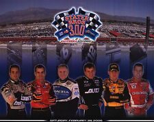 NASCAR POSTER~Stater Brothers 300 2005 California Speedway Matt Kenseth Johnson~