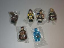 Set of 6 Watchmen Kubrick Medicom (Dunny Bearbrick Alan Moore Dave Gibbons DC)